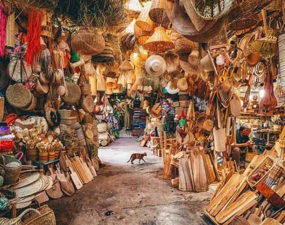 Un voyage au Maroc