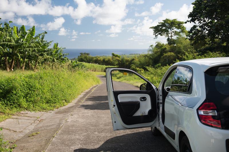 voiture Location Martinique